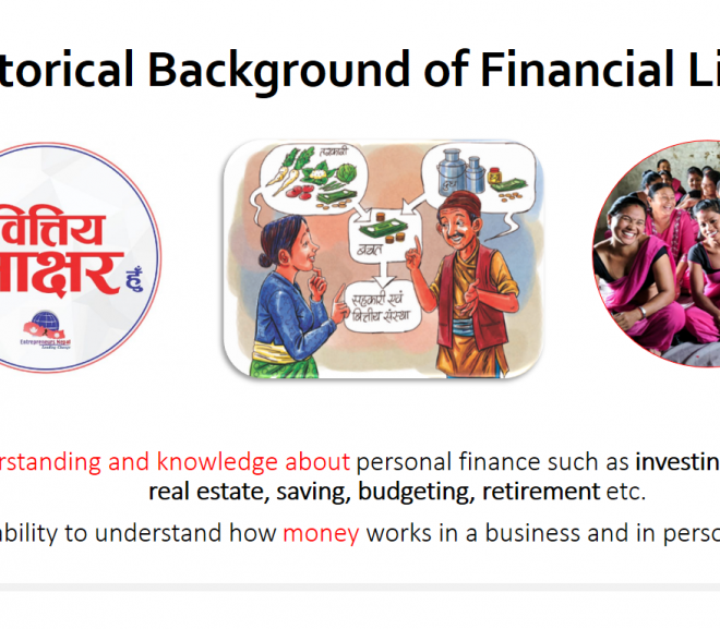 Report on Challenges & Innovations In Financial Literacy of Nepal